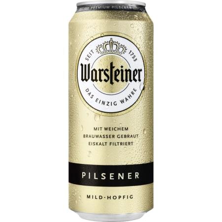 Warsteiner Premium 0,5 Liter Dose