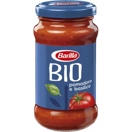 Barilla Bio Sauce Basilico