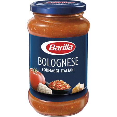 Barilla Bolognese Formaggi Italiani Sauce