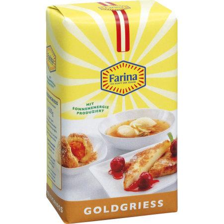 Farina Goldgrieß