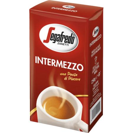 Segafredo Zanetti Intermezzo gemahlen 2er-Packung