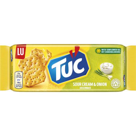 TUC Cracker Sour Cream and Onion
