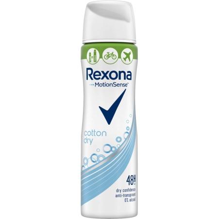Rexona Cotton Dry Deo-Spray Reisegröße