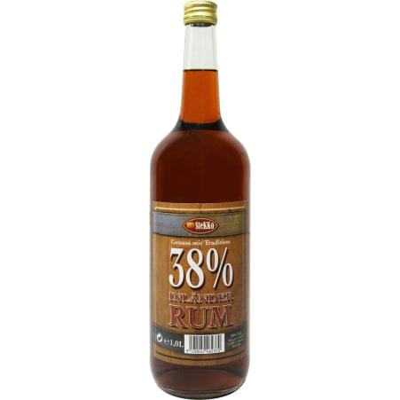 Stekko Inländer Rum 38%