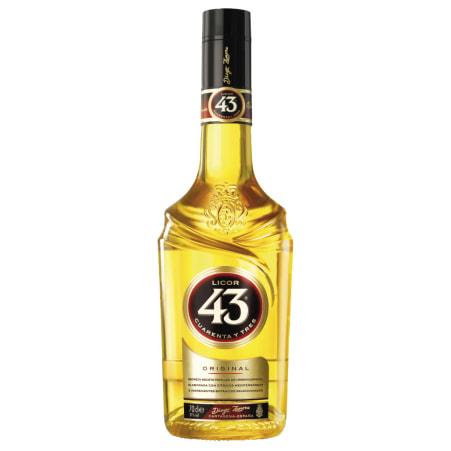 Licor 43 Cuarenta Y Tres 31%