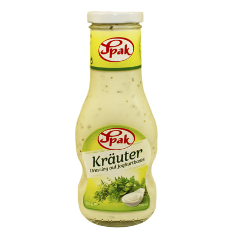 Spak Kräuter Dressing 250 ml