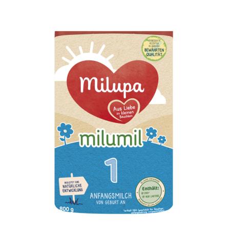 Milupa Milumil 1 Anfangsmilch ab Geburt