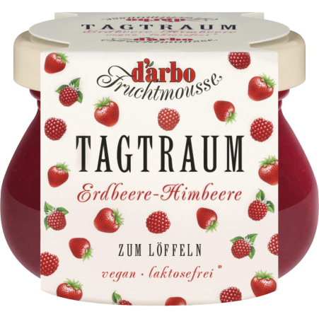 Darbo Tagtraum Erdbeere-Himbeere
