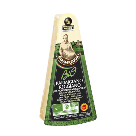 Parmareggio Bio Parmigiano Reggiano 32%