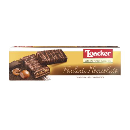 Loacker Gran Pasticceria Haselnuss-Zartbitter