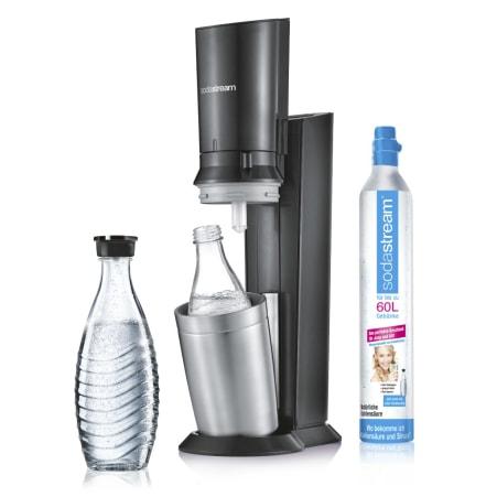 Sodastream Sprudler Crystal Titan