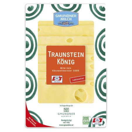 Gmundner Milch Traunstein König Scheiben