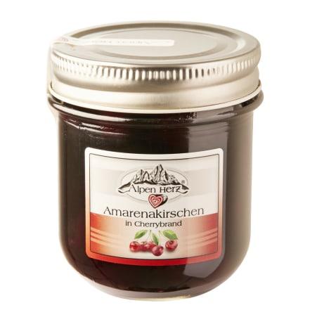 Alpenherz Amarenakirschen in Cherrybrand 18%
