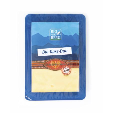 BIO vom BERG Bio Käse Duo Scheiben