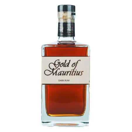 Gold of Mauritius Dark Rum 40%