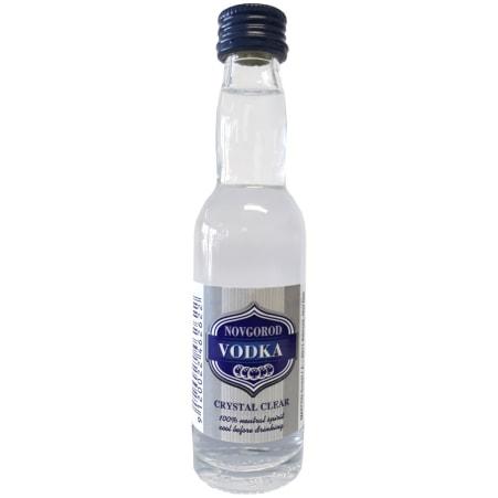 Novgorod Vodka 37,5% 0,04 Liter