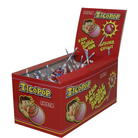 Tico Pop Mega Lolly Kirsch