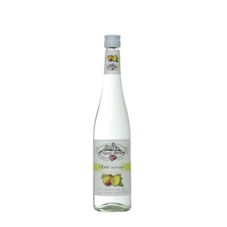 Alpenherz Obst-Schnaps 35% 0,7 Liter