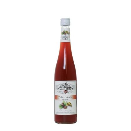 Alpenherz Zirben-Likör mit Honig 21% 0,7 Liter