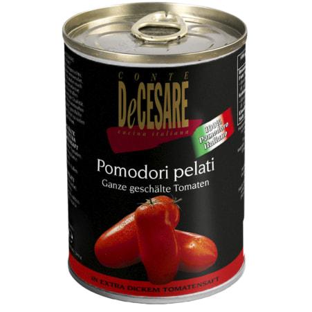 CONTE DeCESARE Ganze Tomaten geschält