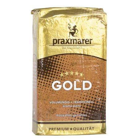 Praxmarer Caffe Crema Gold gemahlen