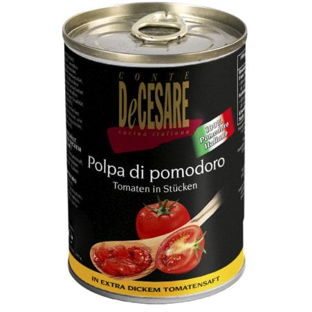 CONTE DeCESARE Tomaten in Stücken