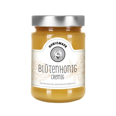 Honigmayr Fine Selection Blütenhonig cremig