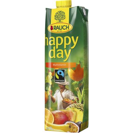 Rauch Happy Day Multivitamin Fairtrade 1,0 Liter