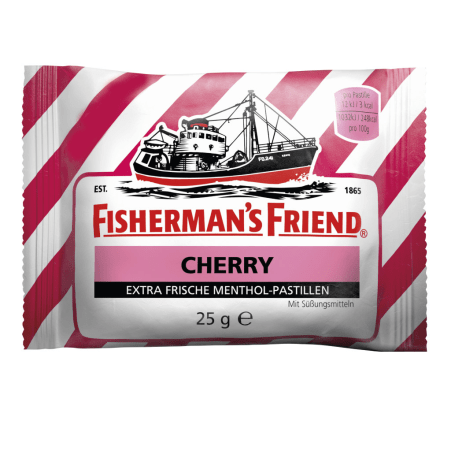 Fisherman's Friend Fisherman's Friends Pastillen Wild Cherry