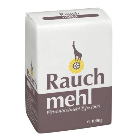Rauch Mehl Weizenbrotmehl Type 1600