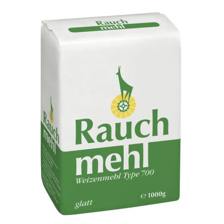 Rauch Mehl Weizenmehl glatt grün 10er-Packung
