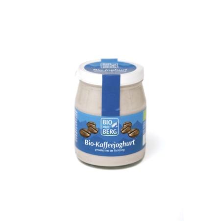 BIO vom BERG Bio Joghurt Kaffee