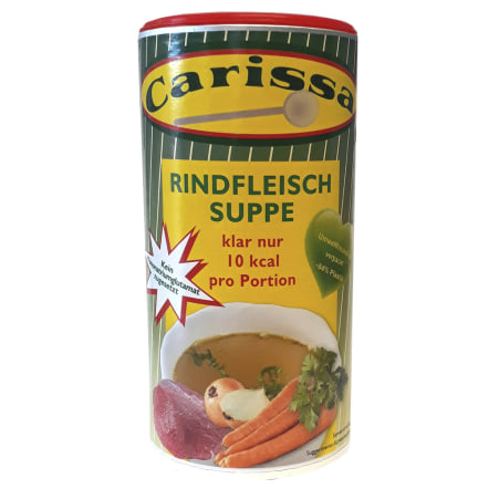 Carissa Rindfleischsuppe