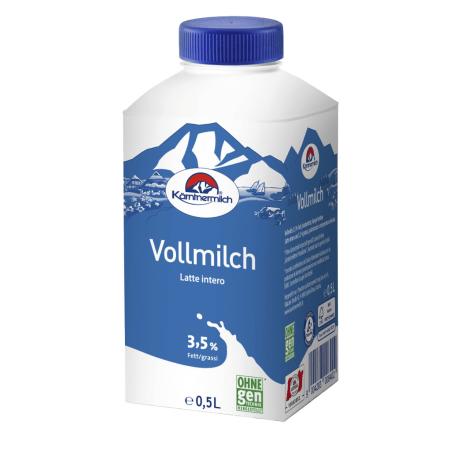 Kärntnermilch Vollmilch länger frisch 3,5% 0,5 Liter