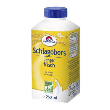 Kärntnermilch Schlagobers länger frisch 36%