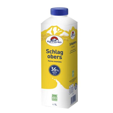 Kärntnermilch Schlagobers länger frisch 36% 1,0 Liter