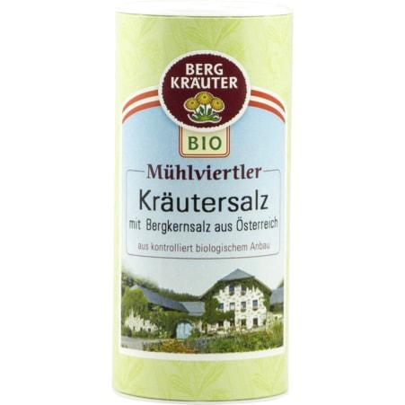 Bergkräuter Bio Mühlviertler Kräutersalz