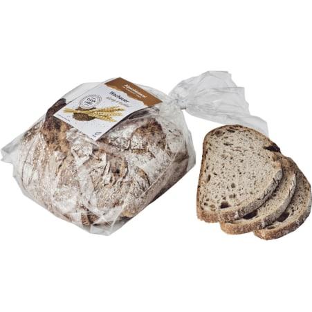Alpenbäckerei Wachauer-Laib geschnitten