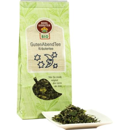 Bergkräuter Bio Guten Abend Tee