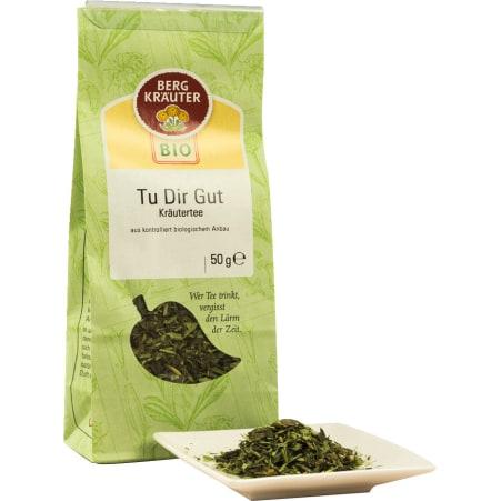 Bergkräuter Bio Tu Dir Gut Tee