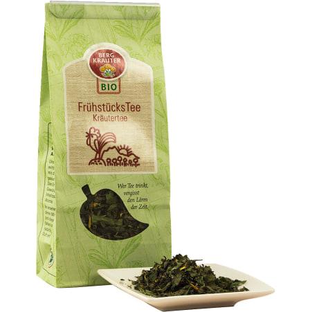 Bergkräuter Bio Frühstücks Tee