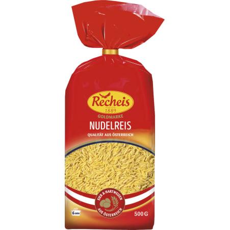 Recheis Goldmarke Nudelreis