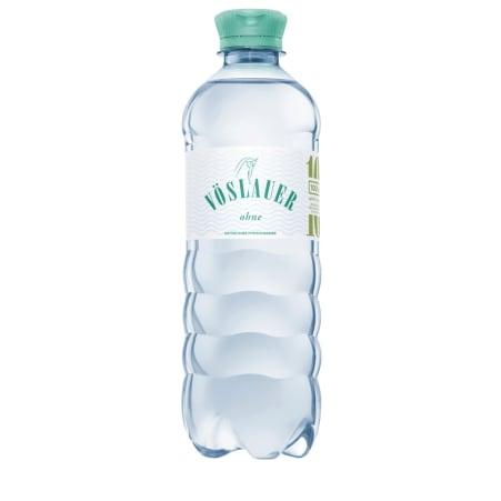 Vöslauer Mineralwasser ohne Kohlensäure 0,5 Liter