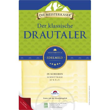 Kärntnermilch Drautaler Scheiben 400 gr