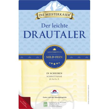 Kärntnermilch Drautaler Leicht Scheiben