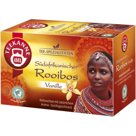TEEKANNE Südafrikanischer Rooibos Vanille