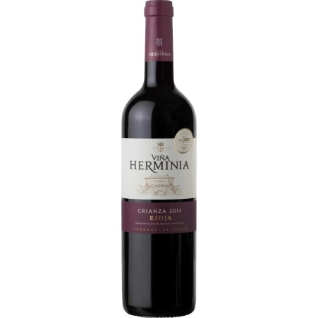 Vina Herminia Herminia Rioja Crianza