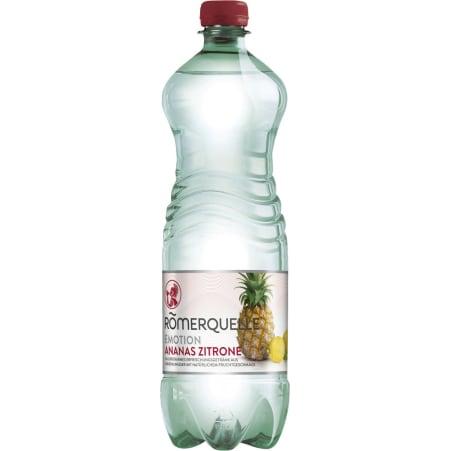 Römerquelle Ananas-Zitrone 1,0 Liter