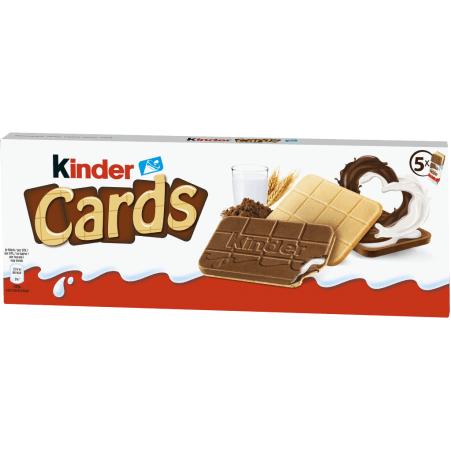 Ferrero Kinder Cards