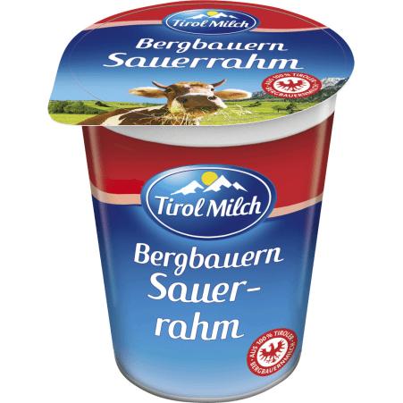Tirol Milch Sauerrahm 15%